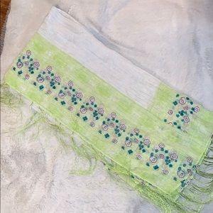 Accessories - Cute spring scarf